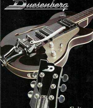 2000 Duesenberg Katalog